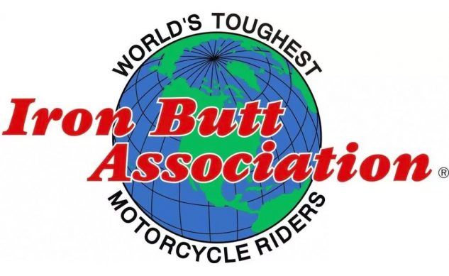 Image result for iron butt logo