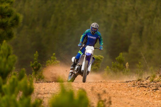 All-New 2020 Yamaha WR250F Released - Motorcycle com News