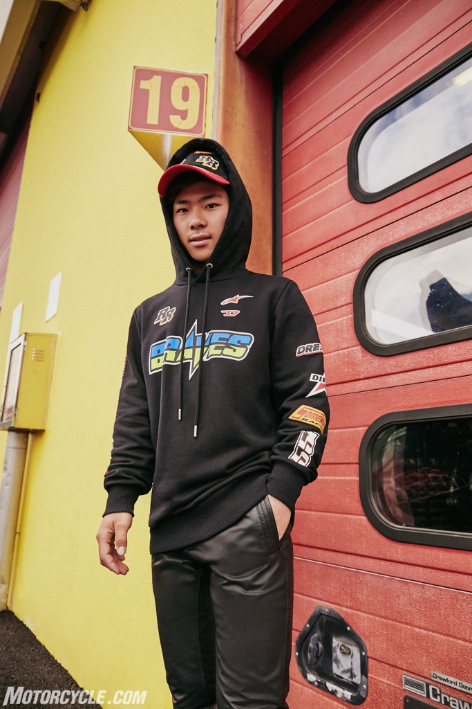 Alpinestars Motorcycle Jacket >> Diesel Clothing And Alpinestars Announce A New ...