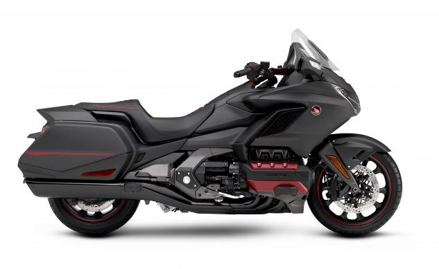 20 Honda Gold Wing_Matte Black Metallic RHP