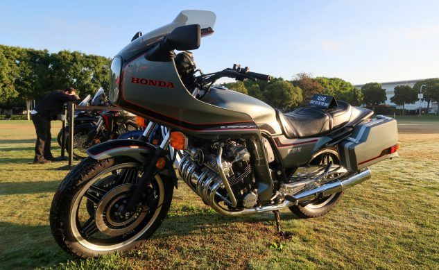 Honda Auctions Two Rare Motorcycles to Benefit Pediatric Brain T
