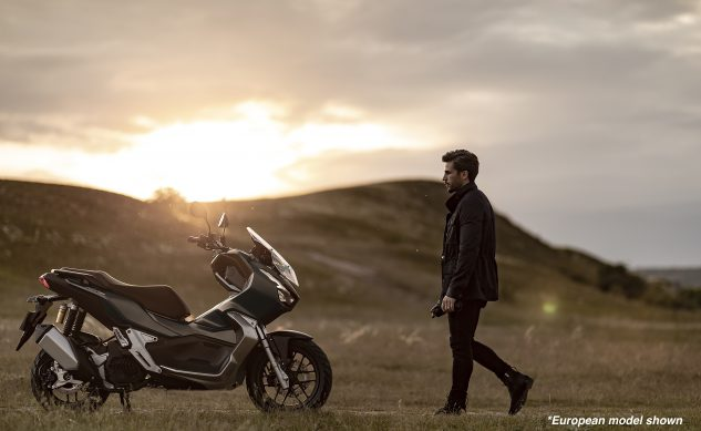 "2021 Honda ADV150 Features Innovative ""City Adventure"" Design"