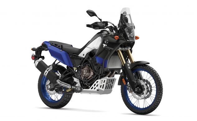 tenere 700 – ceramic ice – rally pack_feature