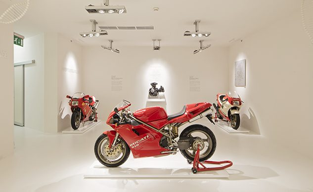 Ducati Museum – Room 3_UC32971_High_feature