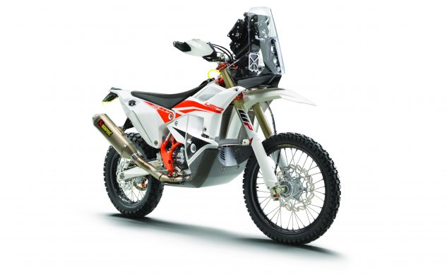 KTM 450 RALLY REPLICA 2021 featured