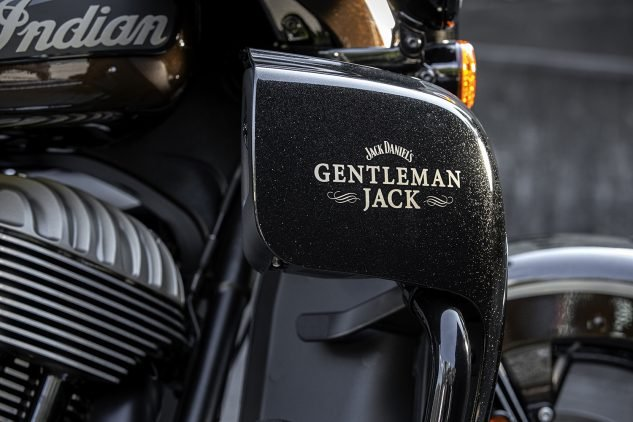 Jack Daniel's Limited Edition Motorcycle