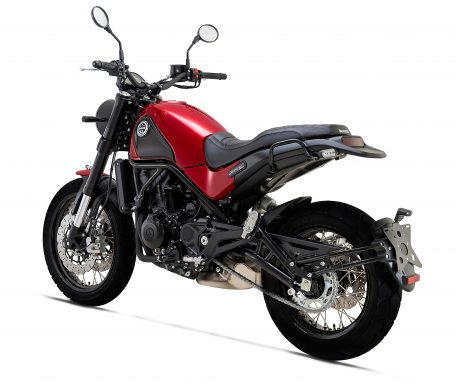 LEONCINO 500 TRAIL RED 135CCW