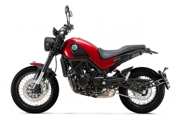 LEONCINO 500 TRAIL RED 180