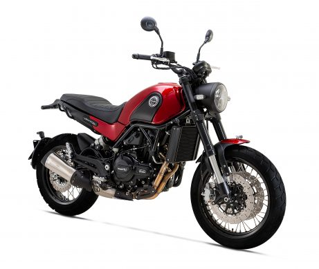 LEONCINO 500 TRAIL RED 45CW