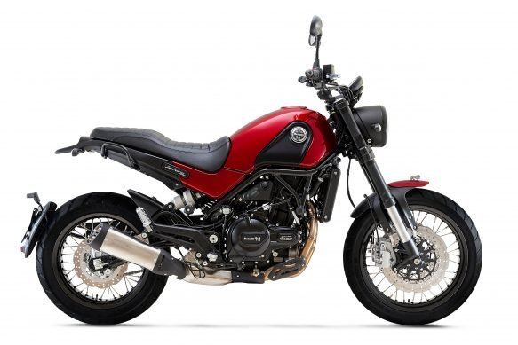 LEONCINO 500 TRAIL RED