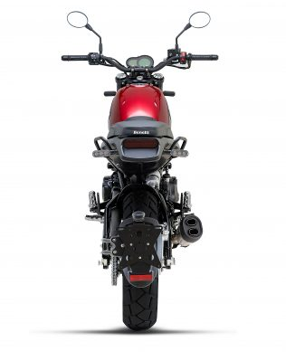 LEONCINO 500 TRAIL RED 90CCW