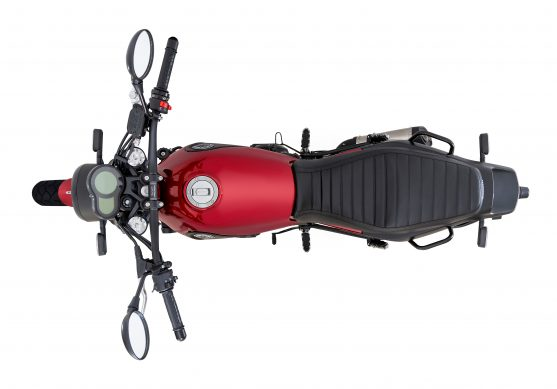 LEONCINO 500 TRAIL RED TOP