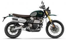 Steve McQueen Edition Triumph Scrambler 1200 To Be Offered at Mecum Auction in August